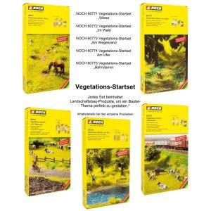 Vegetations-Startset