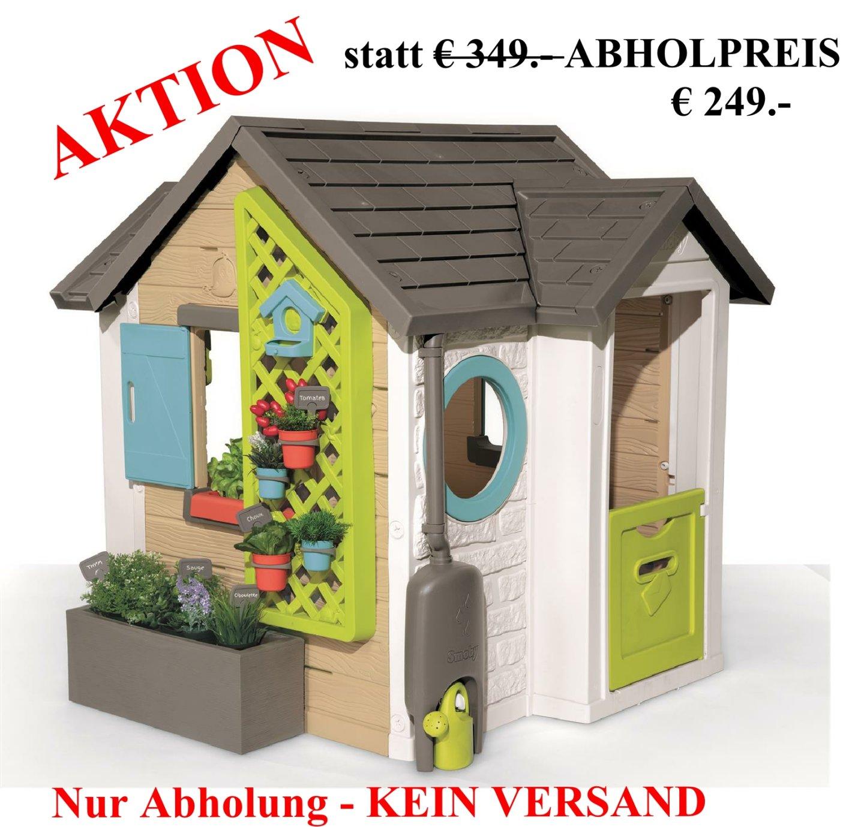 Smoby 7600810405 - Gartenhaus