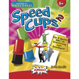 AMIGO 04982 - Speed Cups 2