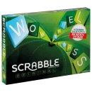 MATTEL Y9598 Scrabble Original, Design kann variieren