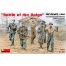 MiniArt 35084 - Battle of the Bulge.Ardennes 1944  1:35