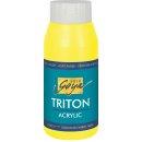 SOLO GOYA 17061 Triton Acrylic Fluoreszierend Gelb 750 ml