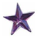 KREUL 49608 -  Schmucksteine Sterne bunt 150 St. SB