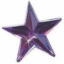 KREUL 49609 -  Schmucksteine Sterne klar 150 St. SB