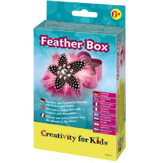 Creativity for Kids Feather Box
