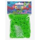 Rainbow Loom® Latex-freie Gummibänder limette...