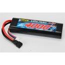 CARSON 500608145 LiPo-RP-7.4V-4000mAh-25C-Round-T-Plug