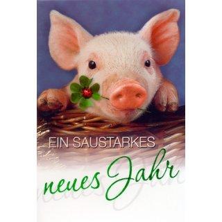 Schweinchen Marienkäfer