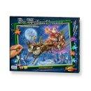 Schipper 609300694 - MNZ - Weihnachtsmann Schlitten