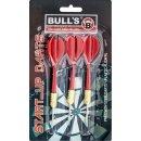 Bulls Steeldarts Starter-Set farbsort.
