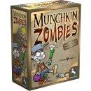 Pegasus Spiele 17138G Munchkin Zombies 1+2