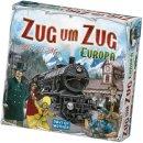 Asmodee 200098 Zug um Zug: Europa