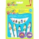 Crayola 036789 MINI KIDS -  8 Jumbo Buntstifte