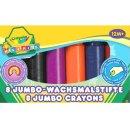 Crayola 000803 MINI KIDS -  8 Jumbo Wachsmalstifte