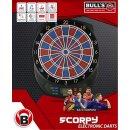Bulls 67963 - E-Dart-Scorpy Zweiloch