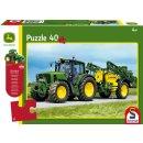 Schmidt- Puzzle.  John Deere Traktor 6630  40T.