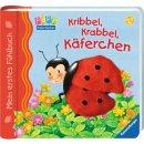 Mein erstes Fühlbuch: Kribbel, krabbel