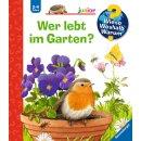 Ravensburger WWW junior 49: Wer lebt im Garten?