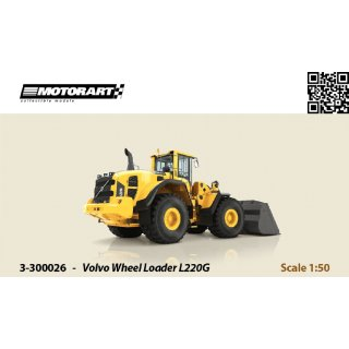 Volvo Wheel Loader L220G