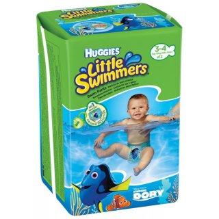 HUGGIES 12er Pack Schwimmwindeln Gr. 3/4