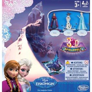 Disney Frozen, Der magische Eisfels