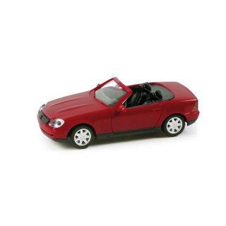 Herpa Collection 012188-MiniKit: Mercedes-Benz SLK Roadster