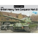 DRAGON - 1:35 British Heavy Tank Conqueror
