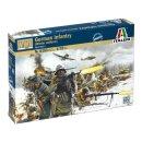 ITALERI (6151) 1:72 Fig.-Set Deut. Infanteri