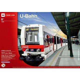 Wiener Linien  - U6 U-Bahn (1502)