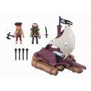 PLAYMOBIL ( 6682 ) Piratenfloß