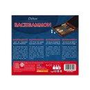 Noris 606108004 - Deluxe Reisespiel Backgammon