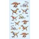 SOFTY-Sticker Dinos