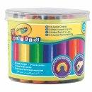 Crayola 007840 MINI KIDS -  24 Jumbo Wachsmalstifte