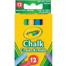 Crayola 002814 KLASSIK -  Bunte Kreide (12x)