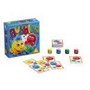 PIATNIK 657696 - Kompaktspiel Kinder Bubbles (K)