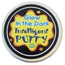 Intelligente Knete Glow in the Dark 50g 3-sort...