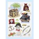 CREApop® Sticker Piraten