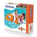 Bestway 41088 Schwimmtier Clownfisch Aufblastier 150 cm...