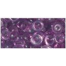 Acryl-Regentropfen, ø 6 mm, Dose 90g, lila