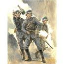 ITALERI 1:56/28mm Fig.-Set WWII Dt. Infanterie