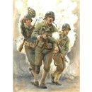 ITALERI 1:56/28mm Fig.-Set WWII U.S. Infanterie