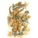 ITALERI 1:56/28mm Fig.-Set WWII Brit. Infanterie