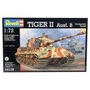 REVELL 03129 - Tiger II Ausf. B 1:72