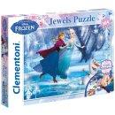 Frozen Die Eiskönigin - Jewels - 104 Teile Puzzle