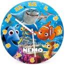 CLEMENTONI 230228 - Puzzleuhr - Nemo 96 Teile