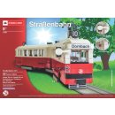 Wr. Linien Strassenbahn aus Legosteinen