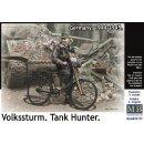 Master Box 35179 Volkssturm.Tank Hunter, 1944-1945