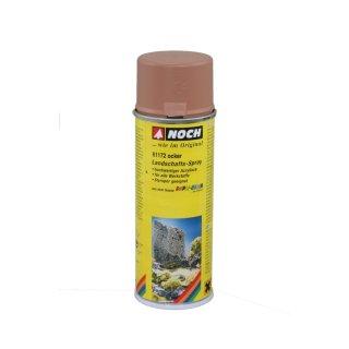 NOCH ( 61172 ) Acrylspray, matt, ocker G,0,H0,H0E,H0M,TT,N,Z