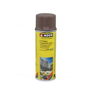 NOCH ( 61173 ) Acrylspray, matt, braun G,0,H0,H0E,H0M,TT,N,Z