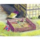 NOCH ( 13070 ) Gartenzaun H0